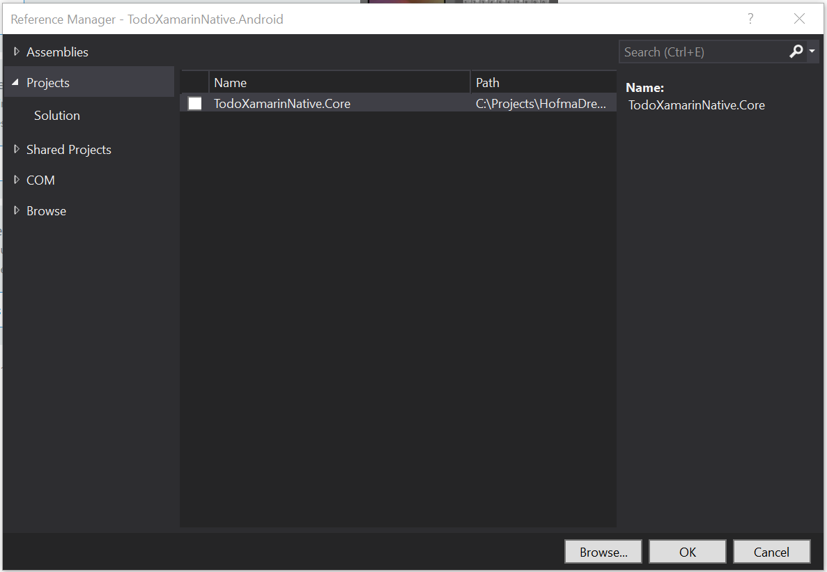 Todo in Xamarin Native Part 1 (Android) | Coding, Hiking, and